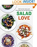 #1: Salad Love: Crunchy, Savory, and Filling Meals You Can Make Every Day