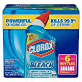 Clorox Toilet Bowl Cleaner With Bleach, 6 Count Review and Comparison