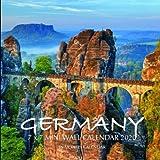 Germany 7 x 7 Mini Wall Calendar 2020: 16 Month Calendar