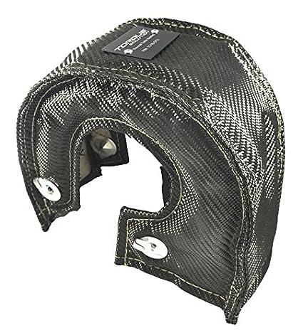 Amazon.com: Torque Solution Premium Turbo Blanket Lava for T3 T3/T4 T25 T28 GT25 GT28 GT30 GT32 GT35 GT37 Back Housings (High Heat Resistance): Automotive