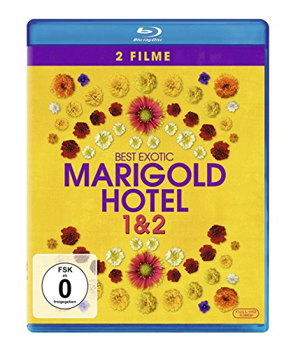 Best Exotic Marigold Hotel 1-2 (Best Exotic Marigold 2)