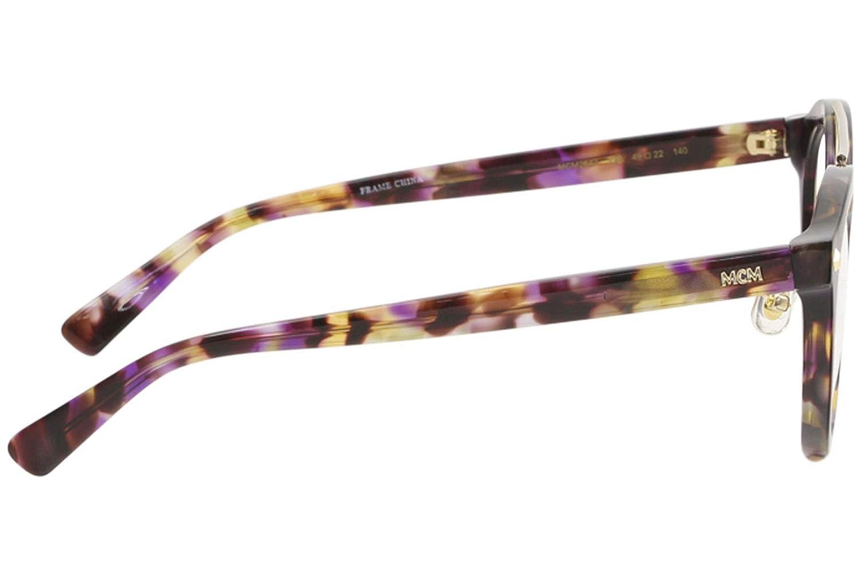 c4879dbfea Eyeglasses MCM 2642 236 HAVANA VIOLET at Amazon Men s Clothing store