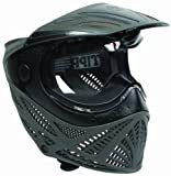 dual pane thermal paintball mask - TIPPMANN Intrepid Goggle, Black/Gray