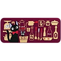 Senko Studio Ghibli Kikis Delivery Service Bore mat Favorite Wine Red 50x120cm 22246