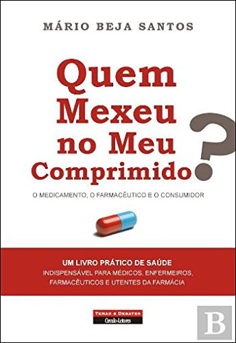 Quem Mexeu no Meu Comprimido? (Portuguese Edition): Mário Beja ...