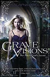 Grave Visions (Alex Craft Book 4)