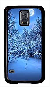 2014 New Year's Eve Custom Samsung Galaxy S5 Case Cover - Polycarbonate - Black
