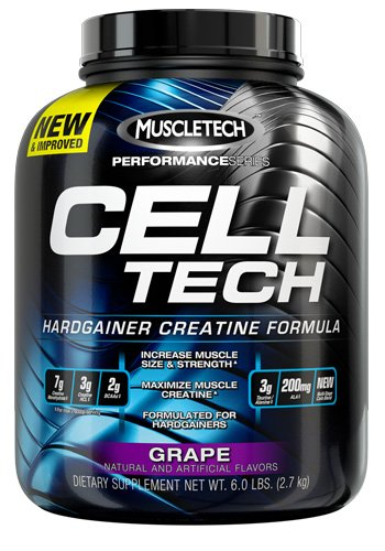 MuscleTech Performance Cell Tech Grape Creatine