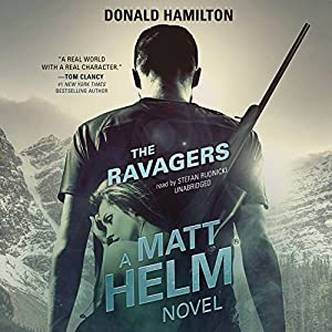 The Ravagers Audiobook