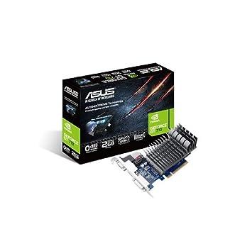 ASUS 710-2-SL - Tarjeta gráfica (2 GB DDR3, HDMI, DVI): Asustek: Amazon.es: Informática