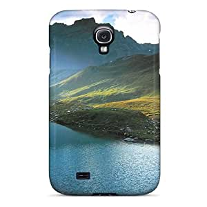 New Arrival UcaLYjN4696EDALi Premium Galaxy S4 Case(mountain Walk)