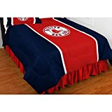 MLB Boston Red Sox Sidelines Bedding - Comforter