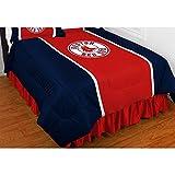 MLB Boston Red Sox Sidelines Bedding - Comforter