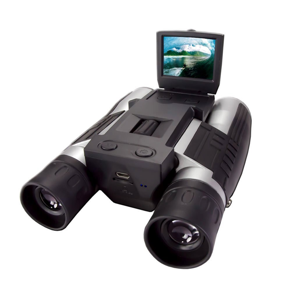 Sourcingbay 12 x 32 HD 1080P 望遠デジタルカメラ双眼鏡 2