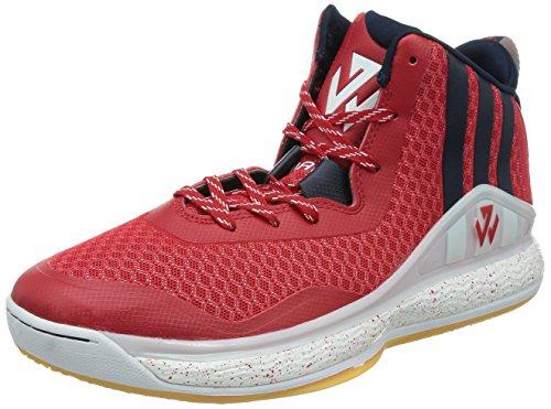 87v5 John Rot Basketball 2 C76583 Adidas J Wall 44 Schuhe 1 3 FqFSrw