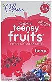 Plum Organics Teensy Fruits - Berry