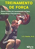 capa de Treinamento de Força. Teoria e Prática do Levantamento de Peso, Powerlifting e Fisiculturismo