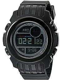 Nixon Unisex The Super Unit LTD Sport Watch X Star Wars Collab Vader Black