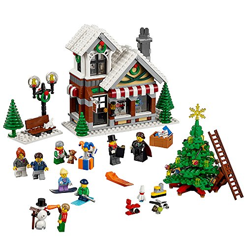 LEGO Creator Expert Winter Toy Shop - Christmas Bear Train