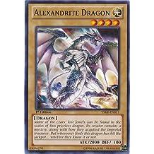 Yu-Gi-Oh! - Alexandrite Dragon (YSKR-EN011) - Starter Deck: Kaiba Reloaded - 1st Edition - Common