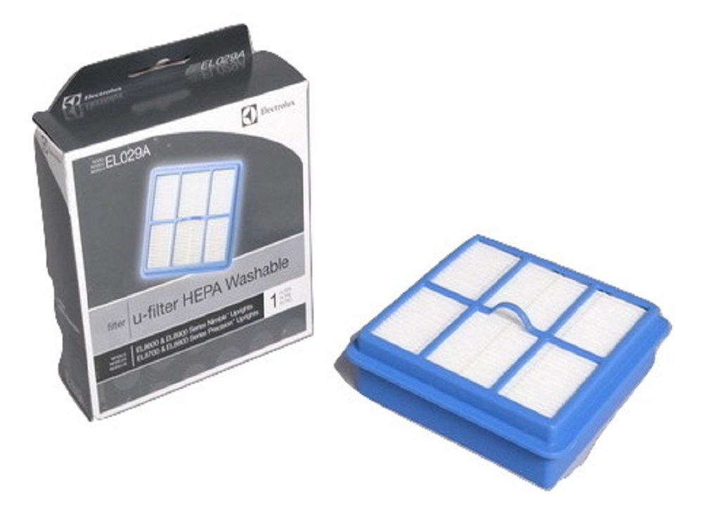 electrolux nimble. amazon.com - electrolux / eureka el8602a nimble u-filter hepa washable filter 1 pk # el029a-4, el029a nimble