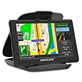 Car GPS Navigation System 5 inch Touch Screen GPS Navigation for Car North America Lifetime Map Updates
