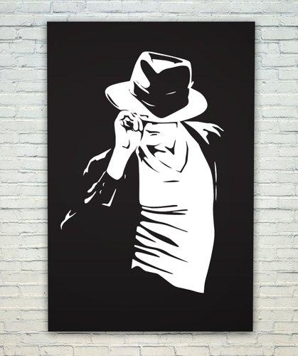 Posterskart Michael Jackson Poster