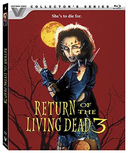Return Of The Living Dead 3 [Blu-ray]