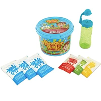 Booger Balls Ultimate Battle Pack Bottle Set: Toys & Games