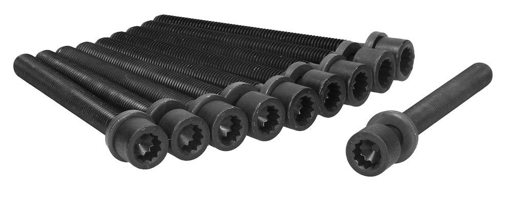 Ajusa  81012100 Bolt Kit  cylinder head
