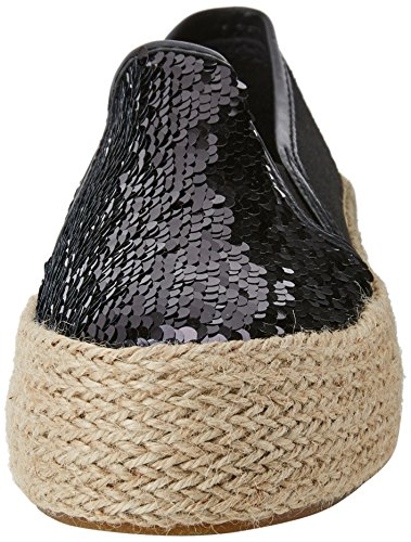 Negro Black Zapatillas de Casual BEPPI para Mujer Deporte Shoe x8nP0a