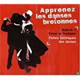 Apprenez Les Danses Bretonnes - Vol 6 Teroir Du Penthièvre