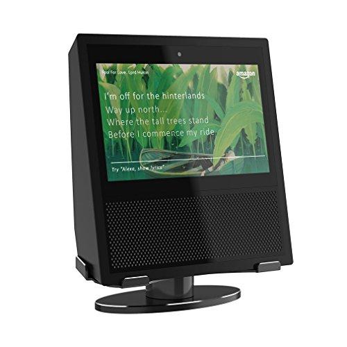 CLKjdz 360 Degree Rotation Aluminum Alloy Mount Bracket Holder for Amazon Echo Show by CLKjdz (Image #4)