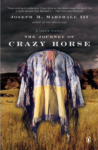The Journey of Crazy Horse: A Lakota History cover
