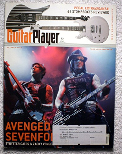 Avenged Sevenfold - Zacky Vengeance & Synyster Gates for sale  Delivered anywhere in USA
