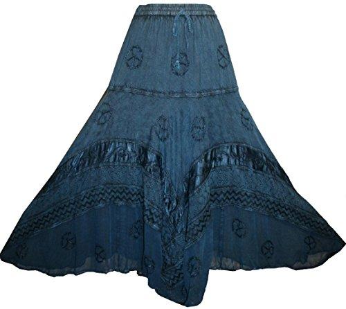 704 S (Teal Skirt Costume)