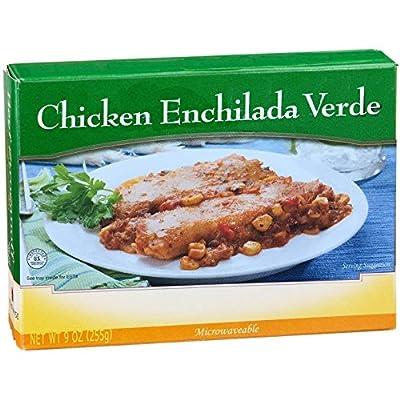 NutriWise - Chicken Enchilada Verde - High Protein Diet Entree