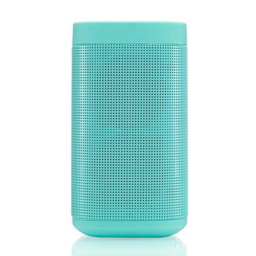 Ultra-Bass Bluetooth Speaker (Blue) - 1