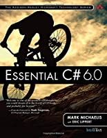 Essential C# 6.0, 5th Edition Front Cover