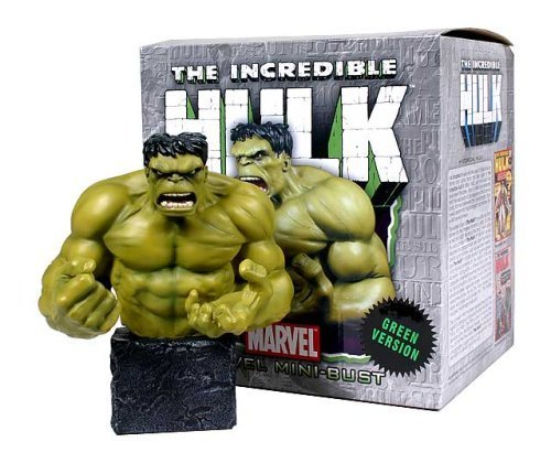 Incredible Hulk 'Green' Variant Mini-Bust by Bowen Designs!