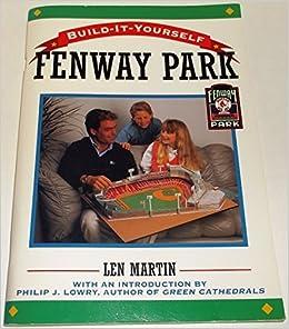 Book Fenway Park: Build It Yourself (1993-04-03)