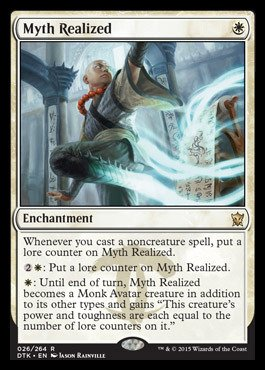 Magic: the Gathering - Myth Realized - Dragons of Tarkir