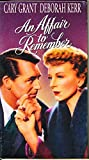 img - for an Affair to Remember - VHS Movie Cassette book / textbook / text book