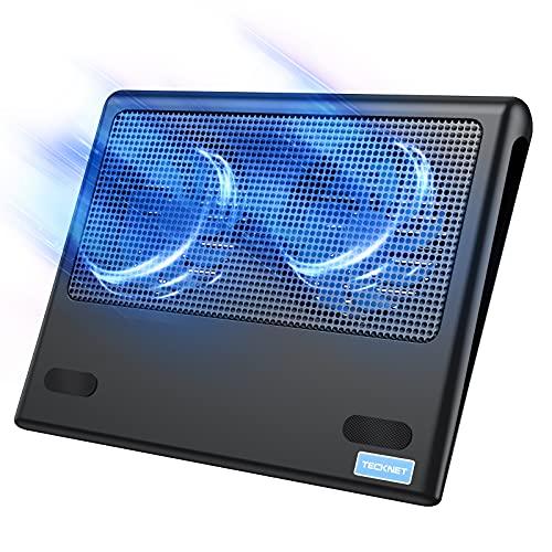 panel de refrigeración TeckNet para laptop de 12-16 pulgadas