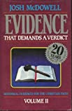 Evidence Growth Guide, Josh McDowell and Dale Bellis, 0866050191