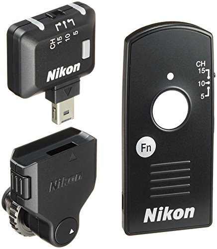 - Nikon Wireless Remote Controller WR-10 [Japan Import]