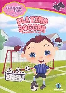Frannys Feet  Playing Soccer / Franny et les Chaussures Magiques  Changement de cap