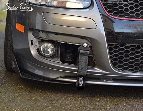 Black TRS Motorsport as Original TRS Abschleppschlaufe Bumper Tow Eye Loop Racing