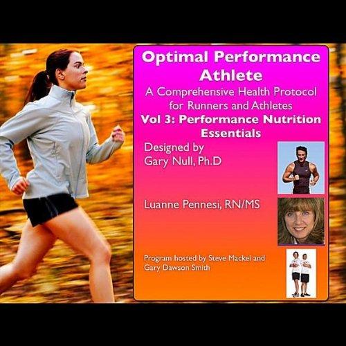 [Vol. 3] Performance Nutrition Essentials: Track Ten (3 10 Nutrition)