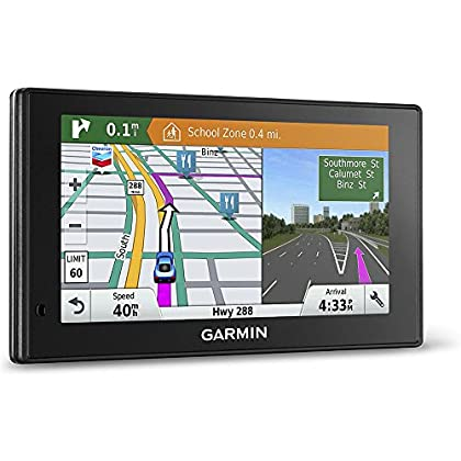Image of Chargers & Cables Garmin DriveSmart 60LMT 6in Portable GPS Navigator w/ Lifetime Maps & Traffic (Renewed)